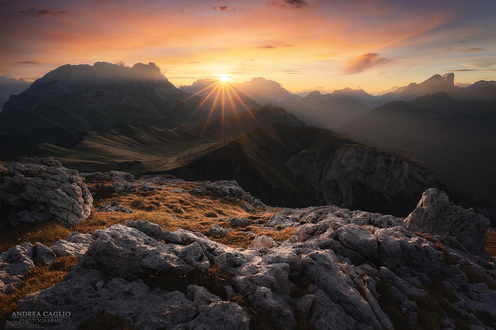 Andrea Caglio photography summer dolomites gallery